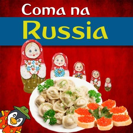 Comida Tipica da Russia