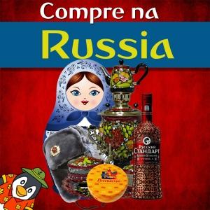 O que comprar na Russia