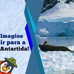 Expedição Antartida